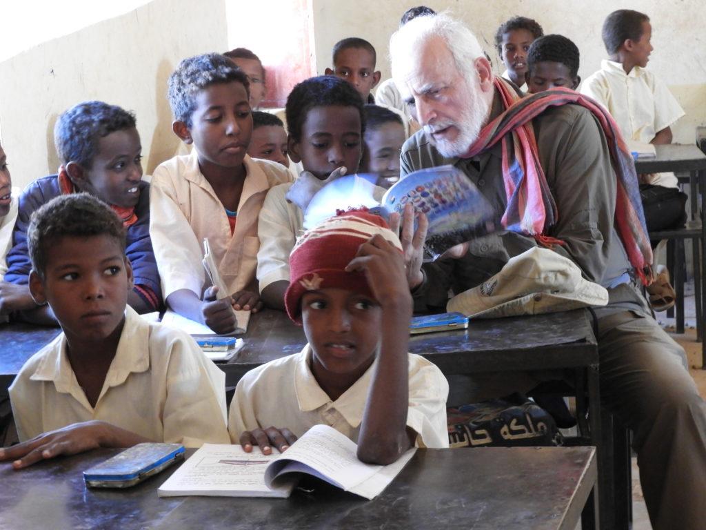 Il Prof. Guido Pesci in Sudan: progetto di inclusione sociale