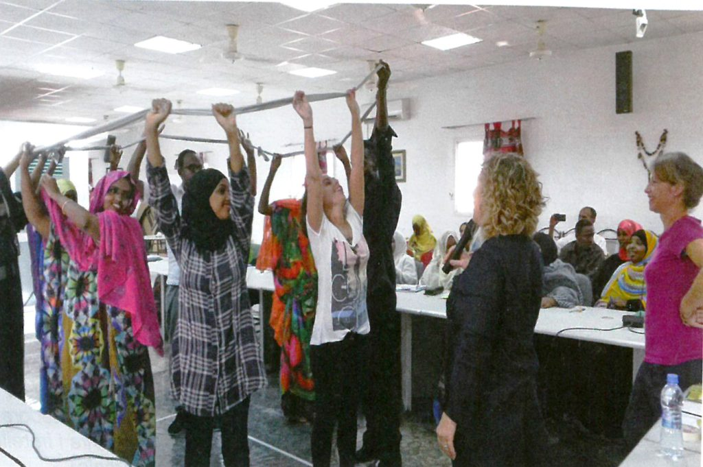 L'ISFAR a Gibuti: un momento di formazione sulla Psicomotricità Funzionale