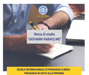 """Borsa di studio """"Giovanni Rabaglino"""": un bando per i giovani del Monferrato in memoria del Professore scomparso"""